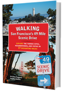 Walking San Francisco's 49 Mile Scenic Drive guidebook