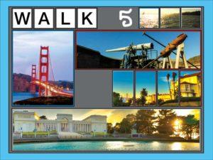 Author led Walk 5 Walking San Francisco's 49 Mile Scenic Drive